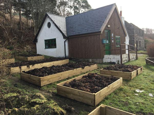 Grant for Community Garden