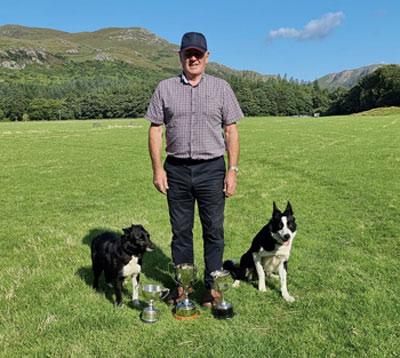 Mull & Morvern Sheepdog Trial